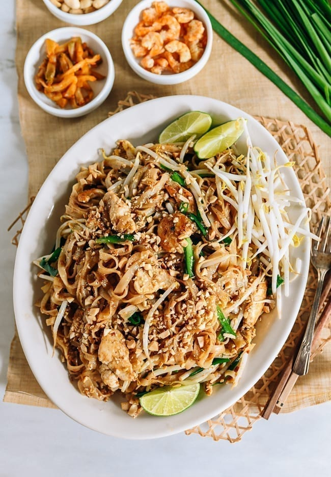 Pad Thai Authentic Thai Recipe The Woks Of Life