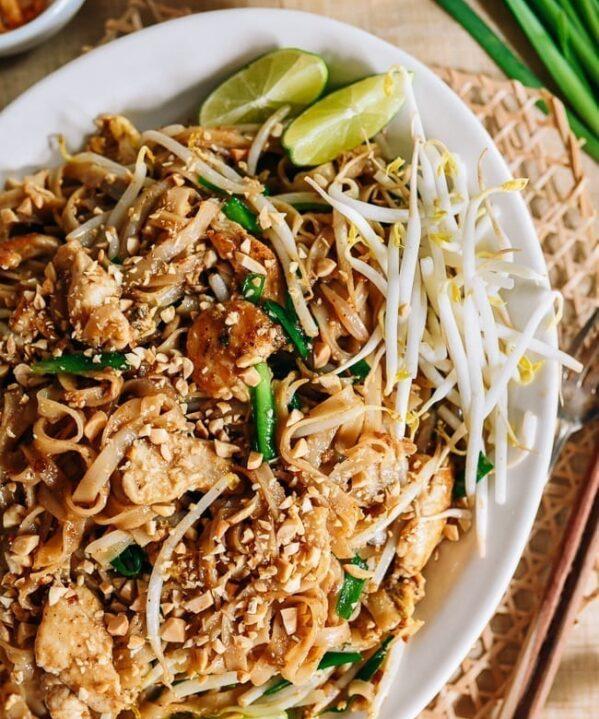 Pad Thai recipe, thewoksoflife.com
