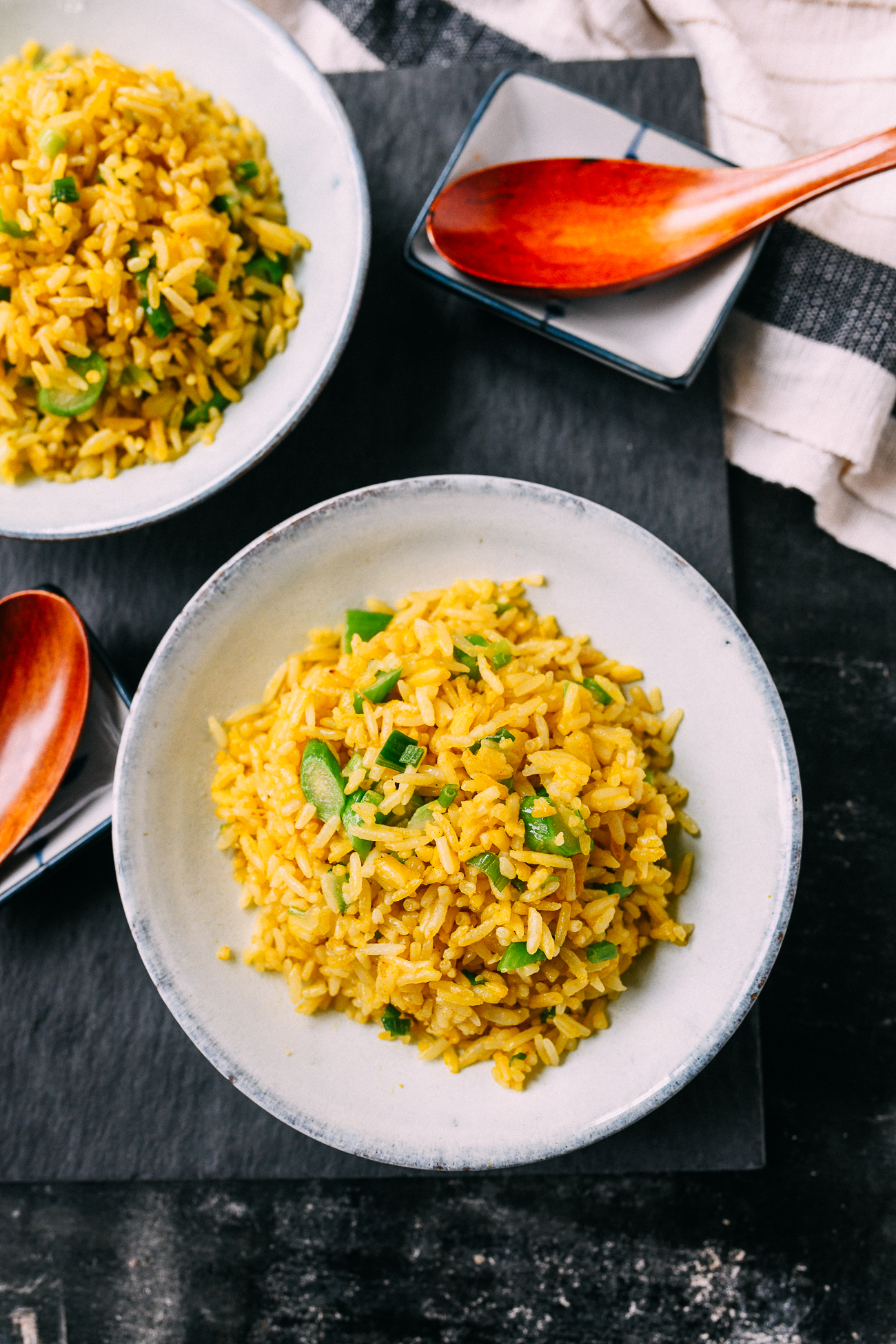 Golden Fried Rice
