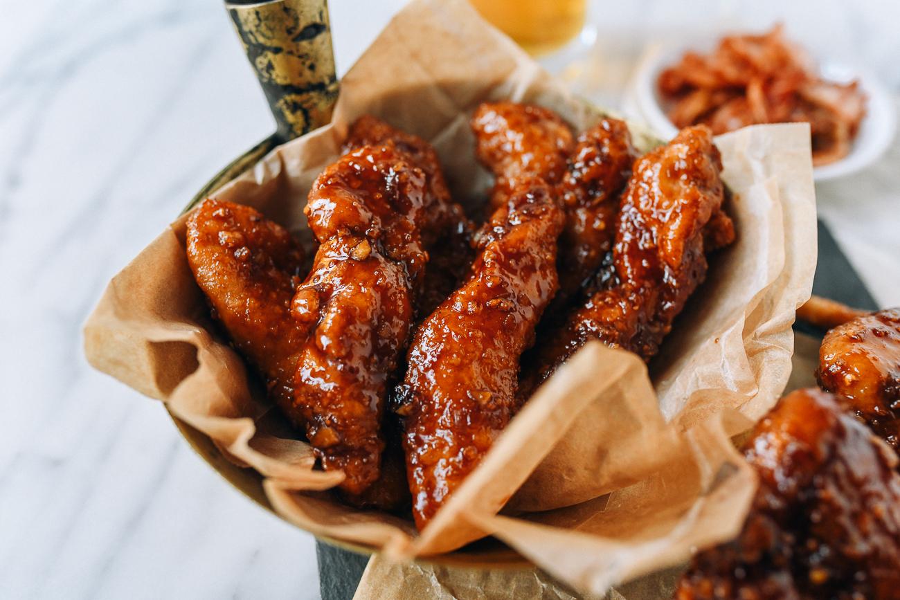 Korean Fried Chicken Tenders