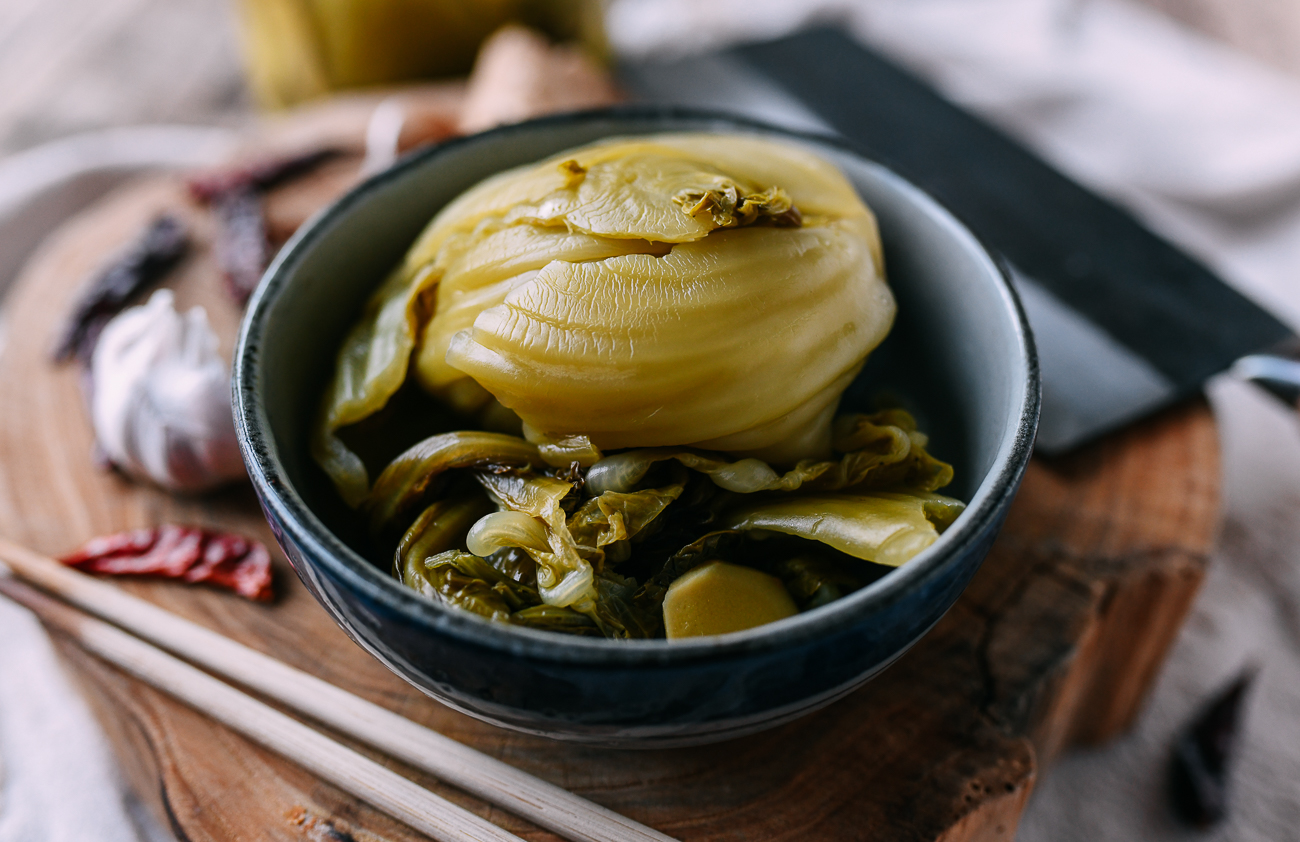 Ham Choy Pickled Mustard