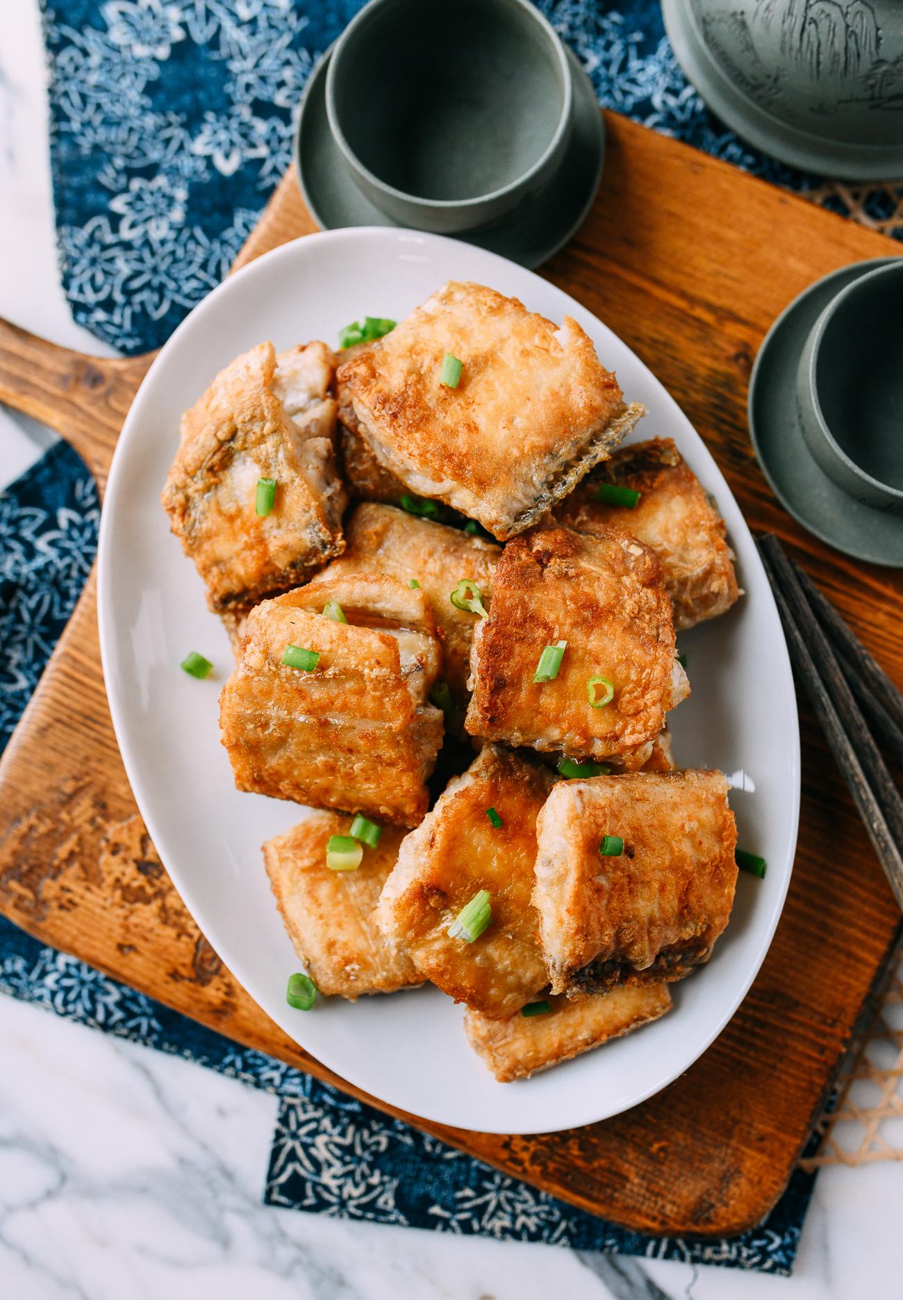 Belt Fish Recipe
