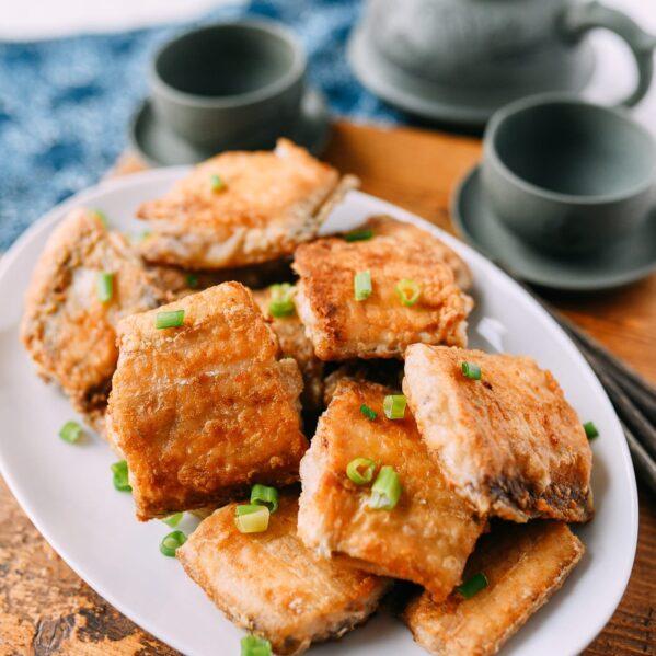 Simple Pan-fried Belt Fish