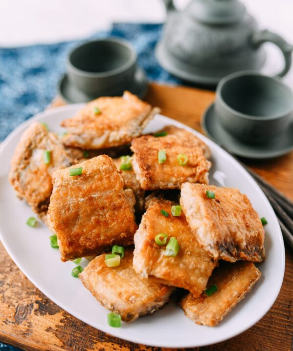 Simple Pan-fried Belt Fish