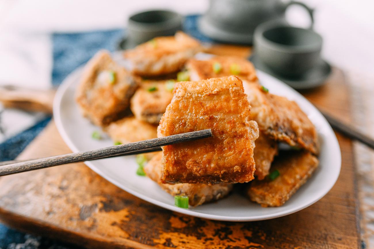Pan-fried Belt Fish