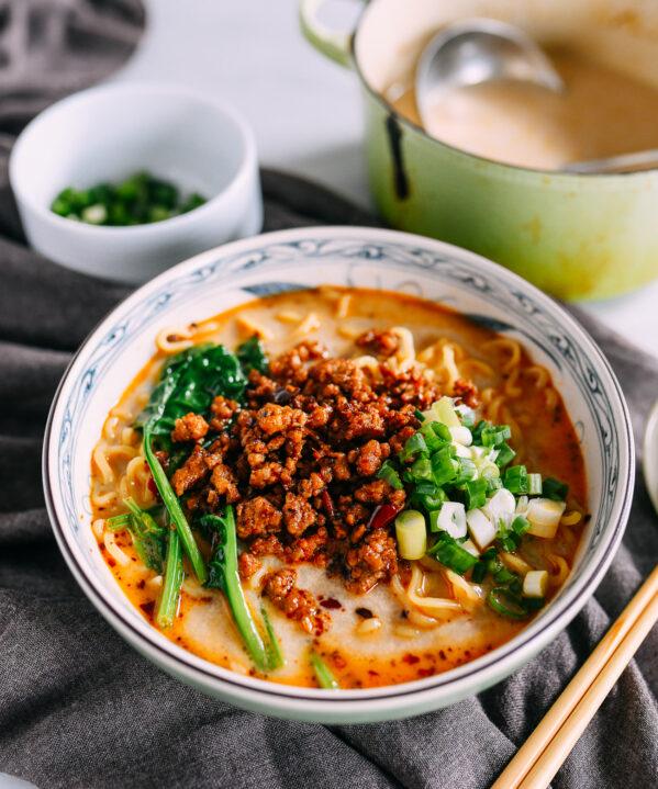 Tan Tan Ramen Bowl