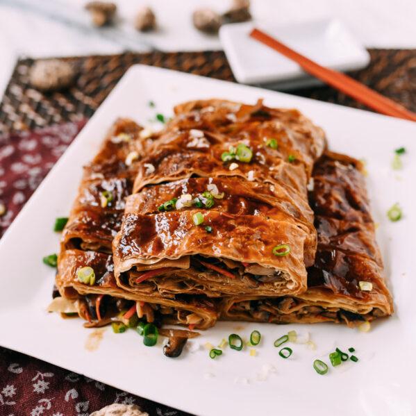 Chinese Vegetarian Duck (Su Ya - 素雅)