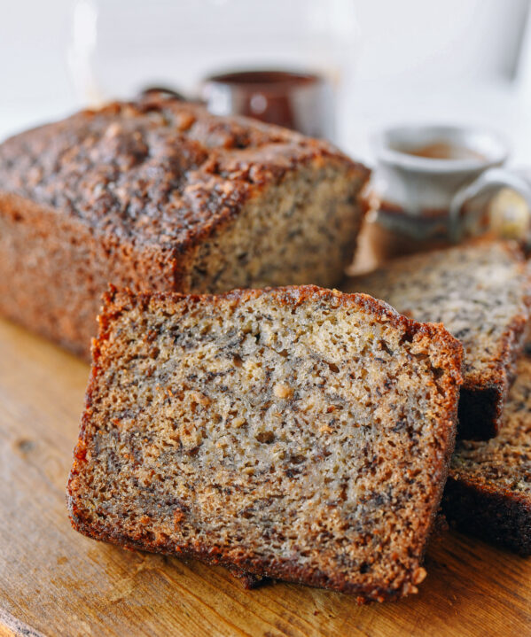 Banana Bread, thewoksoflife.com