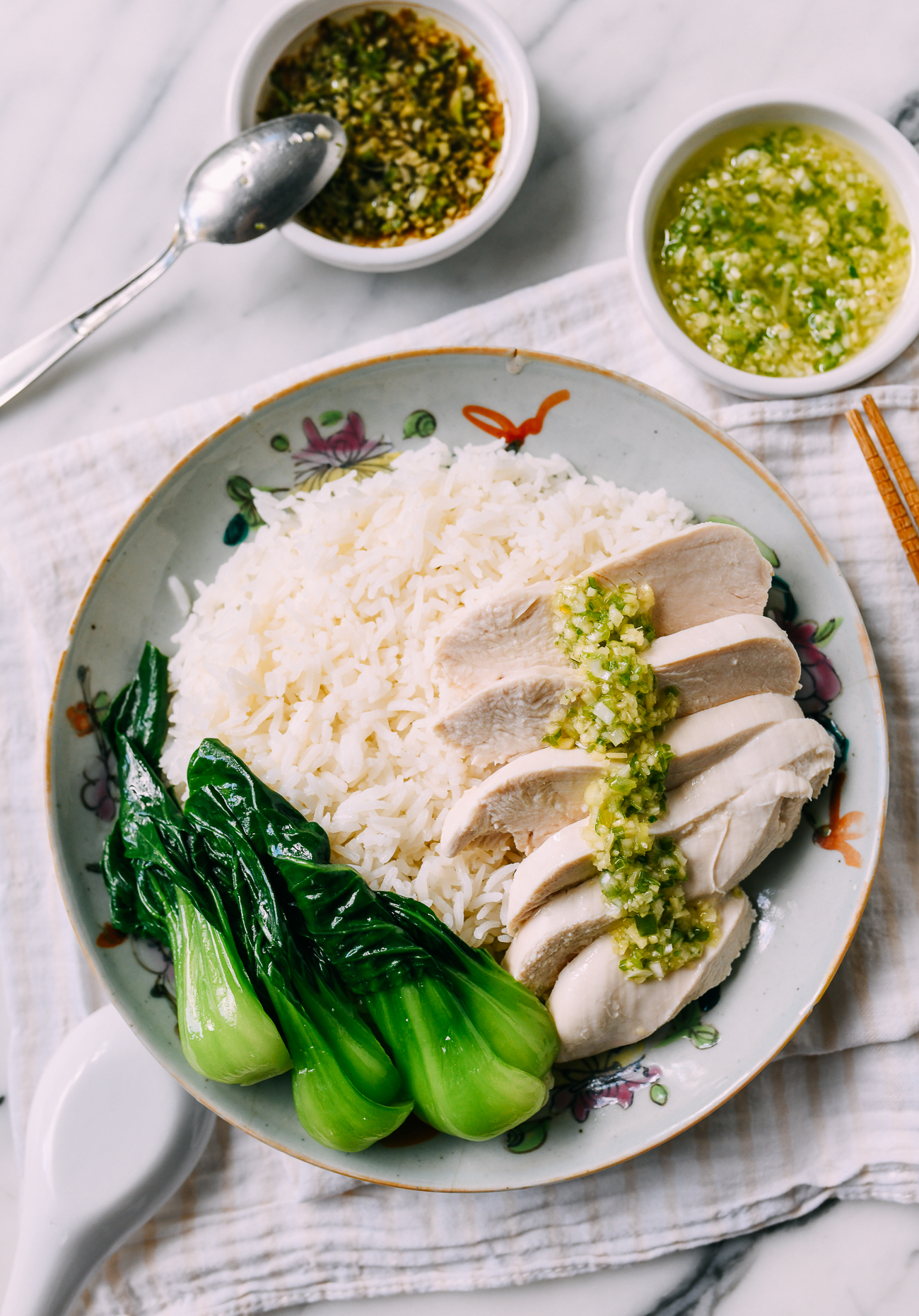 How to Poach Chicken Breast