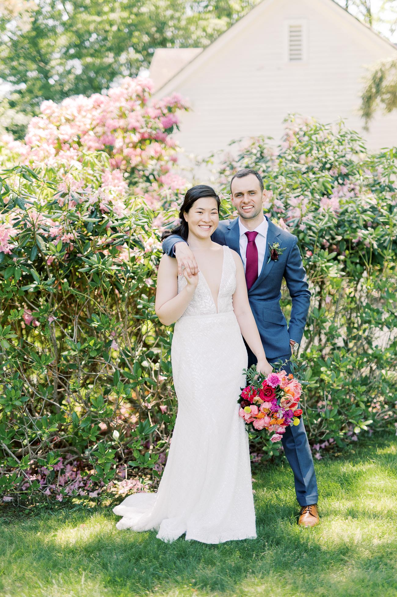 A TWOL WEDDING: Sarah & Justin Get Married!