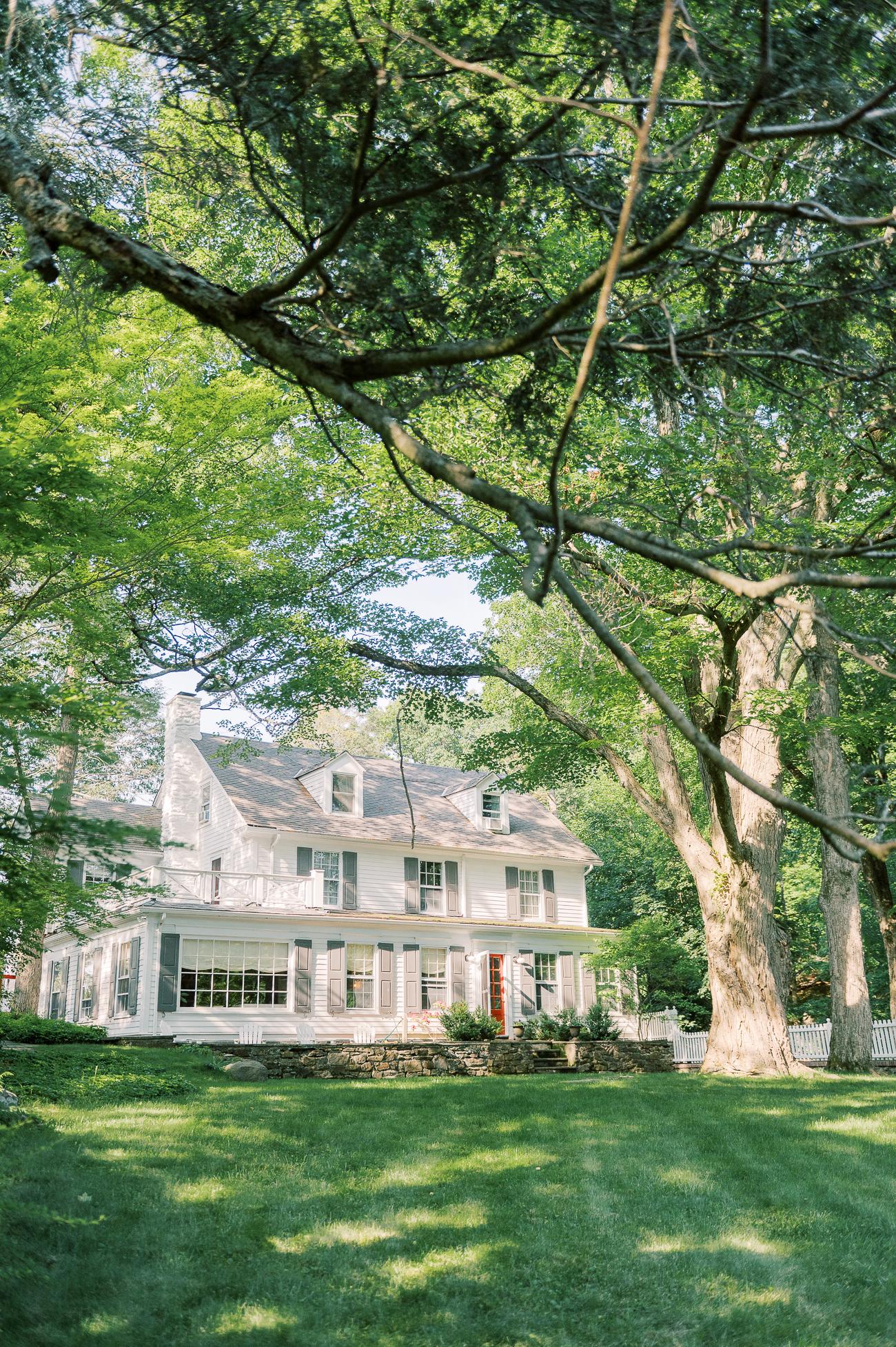Lakewood Estate Farmhouse in Croton on Hudson New York