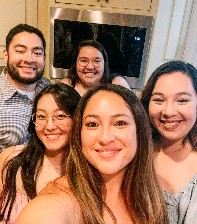 Sarah's sister and cousins