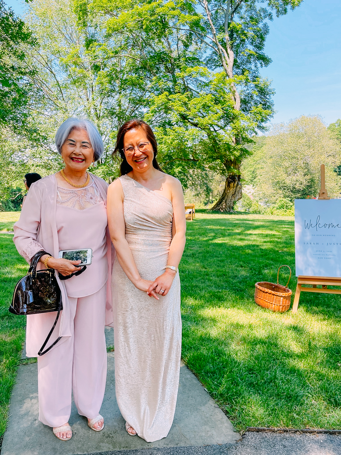 Judy and her mom