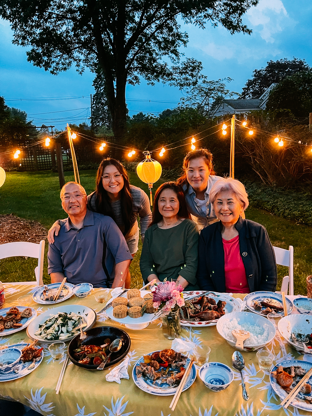Woks of Life family on how to celebrate mid-autumn festival